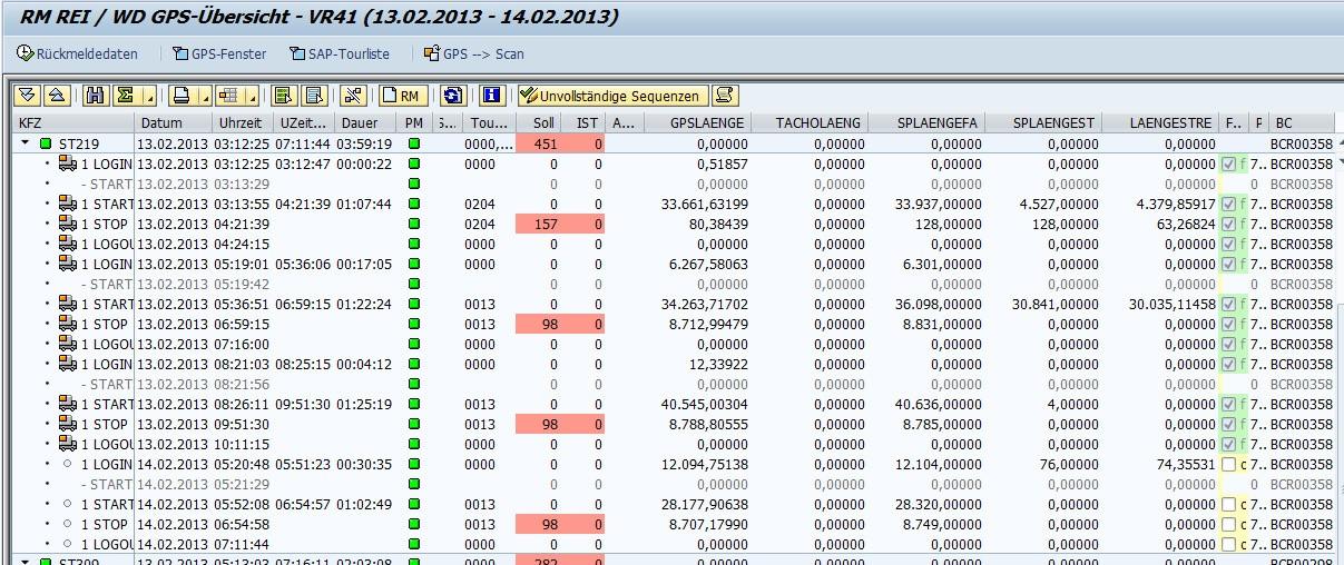 Umfangreiche Winterdienstauswertungen zu Berichts- und Abrechnungszwecken ermöglicht die Telematik bei der BSR