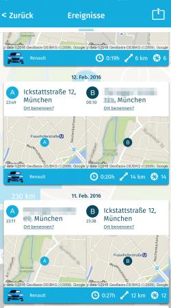 tanktaler, Fahrtenbuch, (C) telematikwissen.de