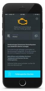iOS Fehlercode-Analyse, (c) PACE Telematics GmbH