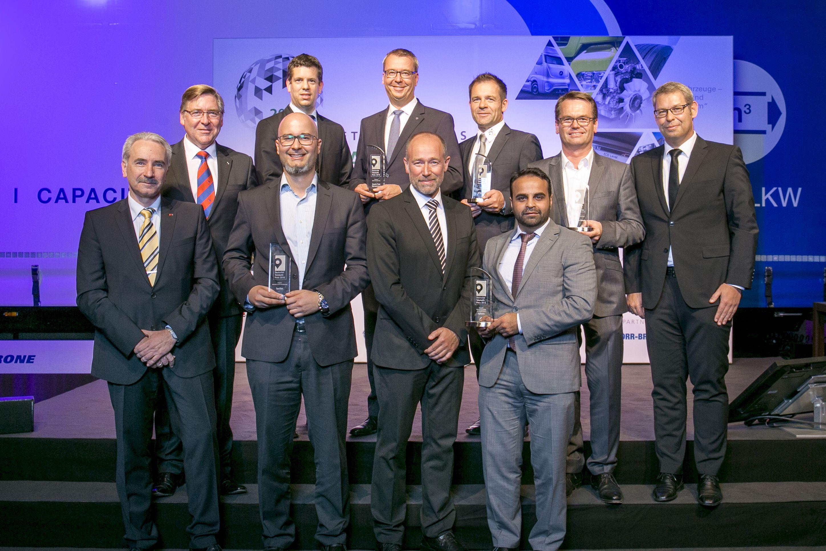 Deutscher Telematik Preis 2016 - Sieger