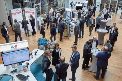 Couplink Group AG, Telematik Fachtagung 05.09.2017 im FIR an der RWTH Aachen, (C) Nicole Zimmermann für Couplink Group AG